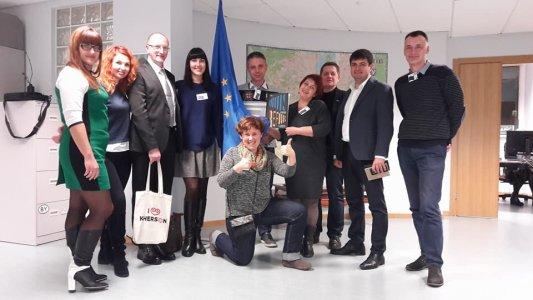 Team Europe: Кропивницький може стати частиною цієї ініціативи Представництва ЄС