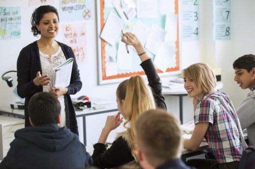 Школа майбутніх педагогів відкриється на факультеті іноземних мов