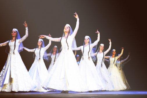 Ансамбль «Кутаиси» приедет в Кропивницкий