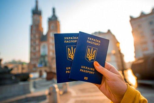 Громадяни України їздять до Євросоюзу на 15% більше