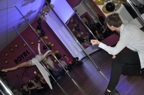 """Школа танцю """"Royal Pole Dance"""" четвертий рік поспіль прозвітувала про свої досягнення!"""