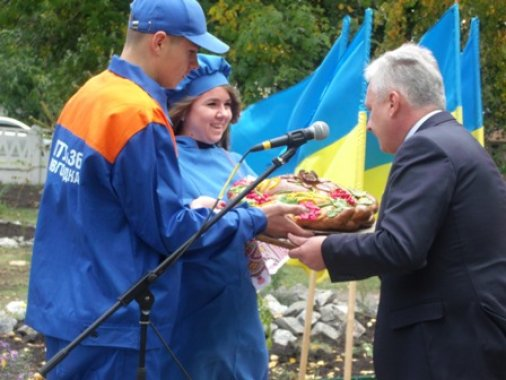 Розширюючи горизонти: на Кіровоградщині відкрили нове ПТУ