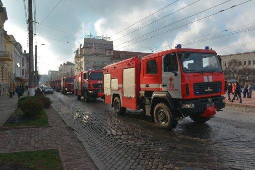 Нову пожежно-рятувальну техніку та спорядження отримали кіровоградські рятувальники