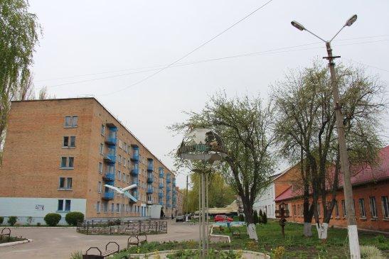 Льотна академія - гуртожитки, Кропивницький