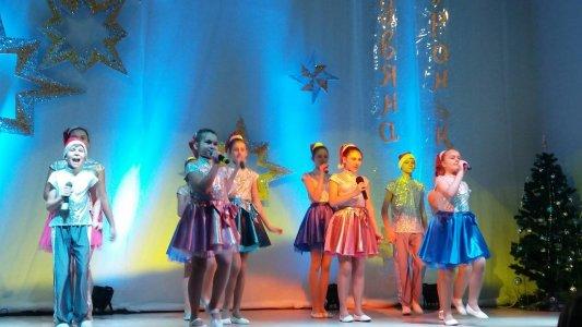 Вокалісти «Вікторія» перемогли на фестивалі у Мукачеві