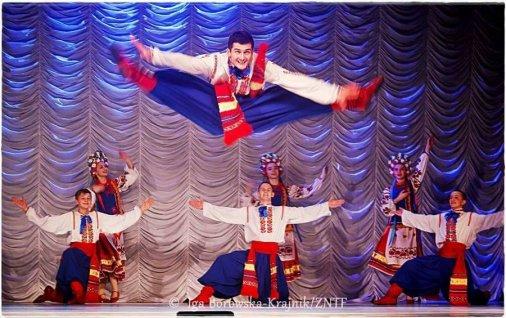 Międzynarodowe Warsztaty Taneczne: Ці та інші цікаві слова чули наші танцюристи у Польщі