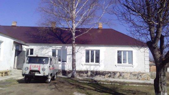 Відремонтована амбулаторів Грузьківськoї сільської ради