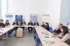 Учасники ініціативи Team Europe у Кропивницькому