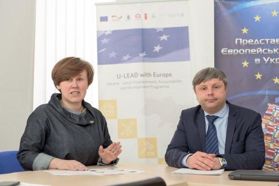 Вікторія Талашкевич та Олександр Левченко