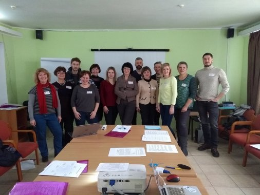 Організаційний розвиток - для громадських організацій