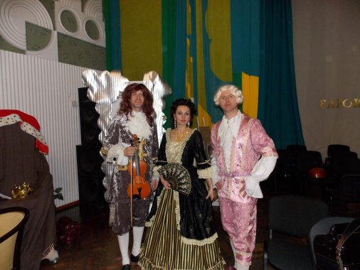 Музичний вечір у стилі бароко