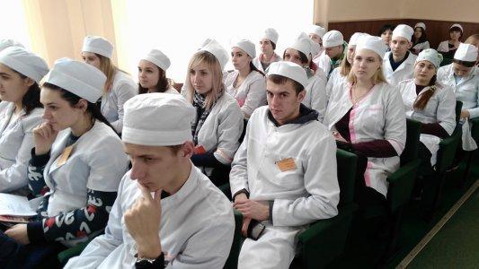 У медколежді презентували відеоурок про паліативну допомогу