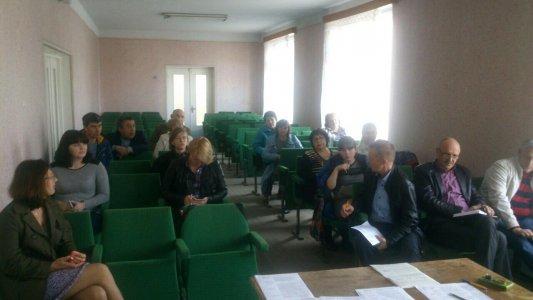 Смоліно: Третє засідання робочої групи