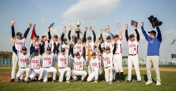 Наші бейсболисти перемогли на престижному змаганні в Білорусі