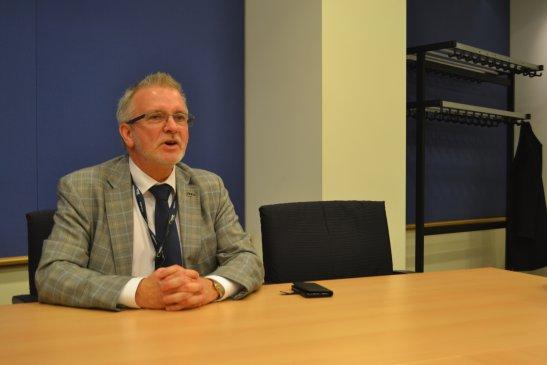 Міхаел Галер, депутат від групи Європейської народної партії