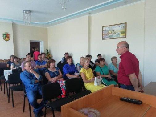 Побузьке та Перегонівка готуються до створення ще двох нових об'єднаних територіальних громад