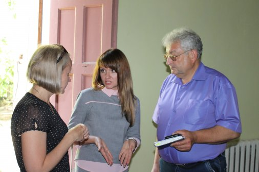 «Агентство Розвитку Територій» презентувало проект розвитку Казавчиноської сільської ради
