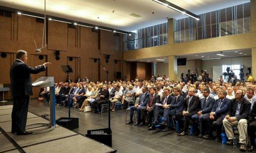 Президент: Децентралізація – одна з найефективніших реформ в державі