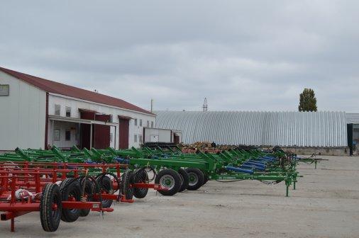 ПП «ВК Технополь» - виробник сучасної сільськогосподарської техніки з Кіровоградщини