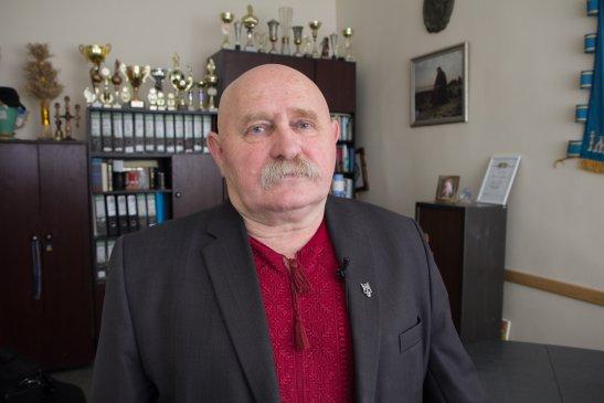 Роман Гринчук, директор середньої загальноосвітньої школи №34 імені Маркіяна Шашкевича