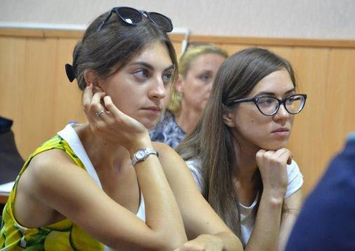 Журналісти відвідали Гендерний форум медіа у Миколаєві