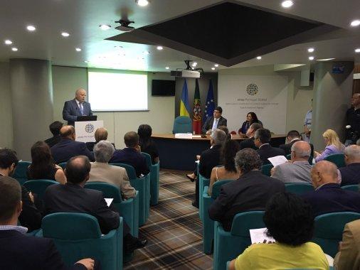 Кіровоградщина активно діє на Українсько-португальському бізнес-форумі