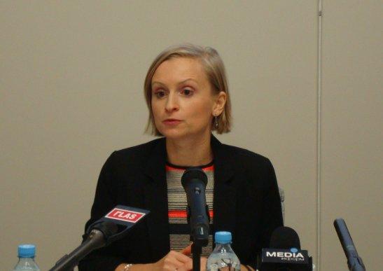 Тетяна Грищенко, керівниця юридичного напряму Проекту USAID «Трансформація фінансового сектору»