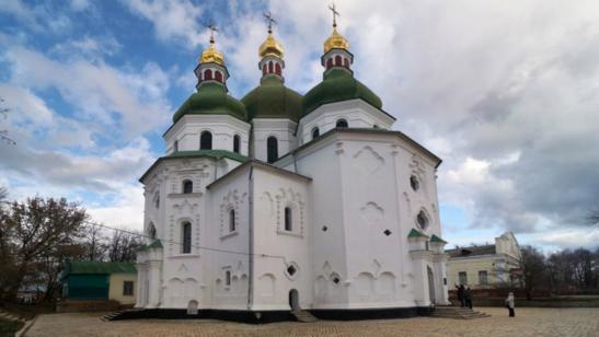 Миколаївський собор у Ніжині - фото з сайту chernihivregion.travel