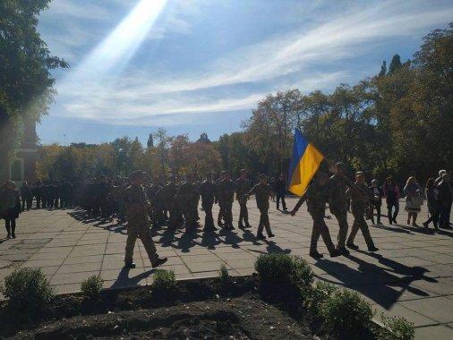 День захисника України у Кропивницькому. Погляд колишнього скептика