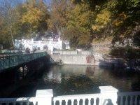 Сквер Лебедине озеро, Кам'янець-Подільський