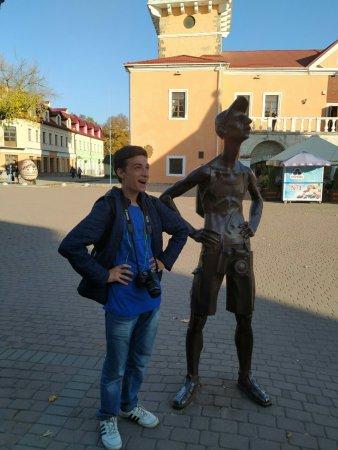 Олександр Нікітін - у місті Кам'янець-Подільський
