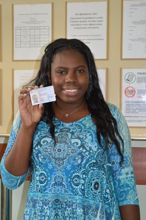 Першими посвідку у формі ID-картки отримали іноземні студенти на Кіровоградщині