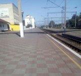 Вокзал у Кропивницькому