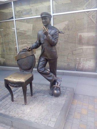 Пам'ятник Остапу Бендеру