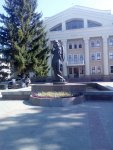 Пам'ятник Марусі Чурай, Полтава