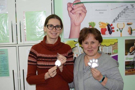 Ірина Ткаченко та Вікторія Талашкевич