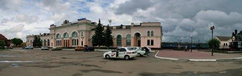 Вокзал міста Знам'янка - фото з сайту Train-photo.ru