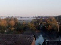 Вид з Валу на річку Удай та місто Прилуки