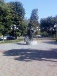 Пам'ятник Василю Симоненко  у місті Черкаси