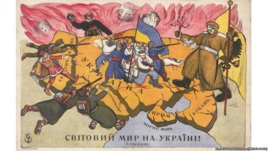 Український менталітет очима іноземців та співвітчизників