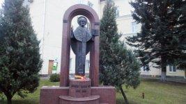 Пам'ятник Святому Миколаю