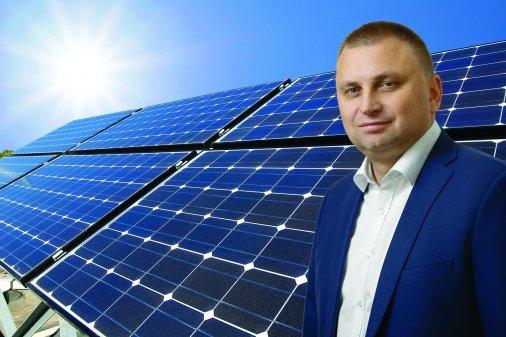 Олександр Мільто: «Сонячна енергетика — це прибуток з першої хвилини!»