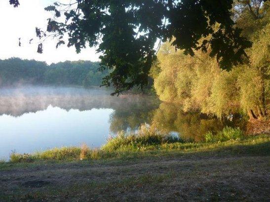 Озеро Берестувате - фото з сайту tamtour.com.ua