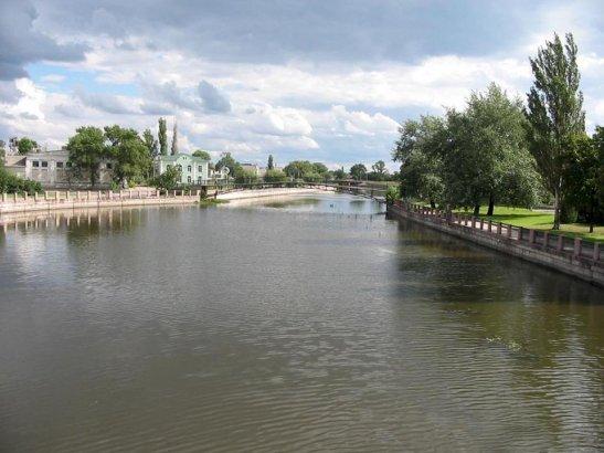 річка Інгул - ingulnews.word.press