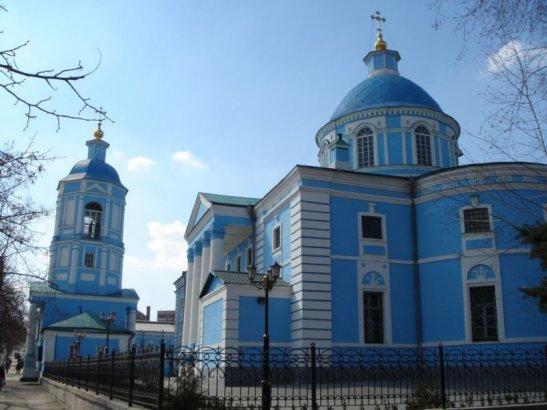 Собор Різдва Богородиці у Кропивницькому - ua.igotoworld.com