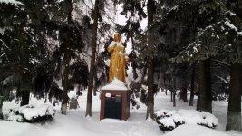 пам'ятник на честь загиблих у Другій світовій війні