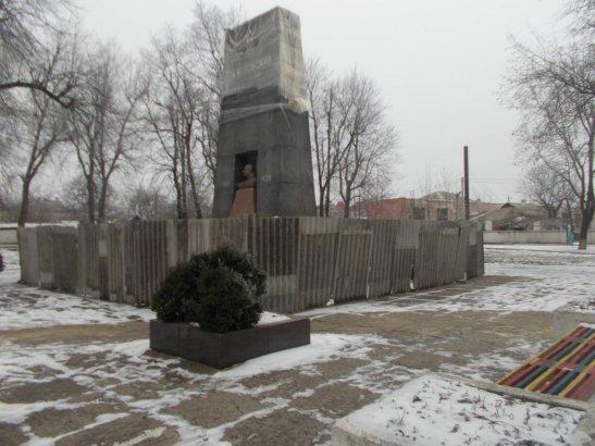 Мавзолей Григорія Котовського  у місті Подільськ
