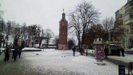 Водонапірна башня ( колишня пожежна каланча) у місті Вінниця