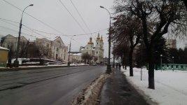 Преображенський собор - головний православний храм Вінниці