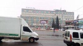 готель Південний Буг у місті Вінниця